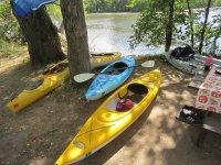 Spływ pontonowy w Bardo - <div style=