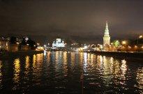Rosja nocą