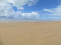 wakacje i plaża