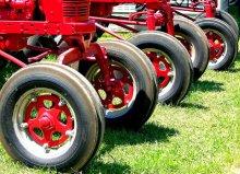 opony w traktorze